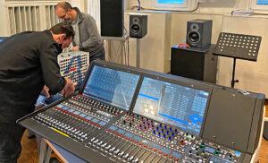 BH Audio, Massimo Carli, Chris Hamilton
