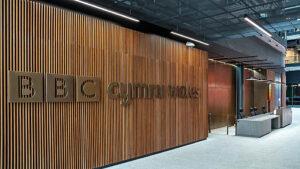 BBC Wales, Foyer