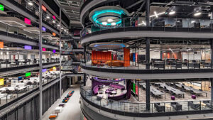 BBC Wales, Gebäude