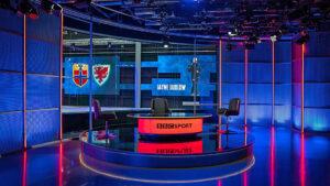 BBC Wales, Studio