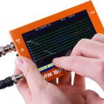 Lynx: Portabler Waveform/Vektorskop-Monitor