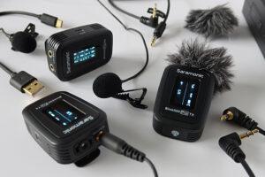 Saramonic, Blink 500 Pro, Audiofunke, ©Nonkonform