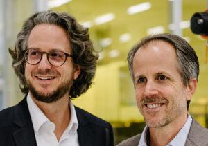 Sennheiser, Co-CEOs, Daniel und Dr. Andreas Sennheiser