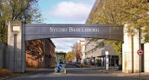 Tor, Studio Babelsberg