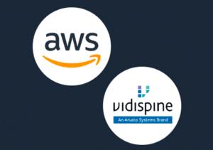 AWS, Vidispine, Logo