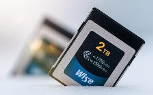 Wise, Speicherkarte, CFexpress, 2 TB
