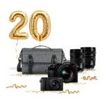 20 Jahre Lumix Digitalkameras