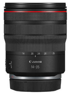 Canon, RF 14-35 mm F4 L IS USM