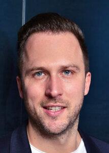 Benedikt Böhme, Geschäftsführer, ITR GmbH