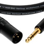 Neue Mikrofonkabel von Klotz
