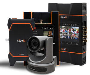 LiveU, IP Pipe