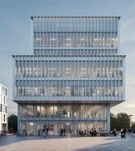 SWR-Studio Mannheim-Ludwigshafen, Gebäude