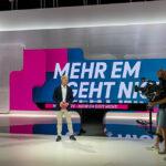 Plazamedia: Fußball-EM bei MagentaTV