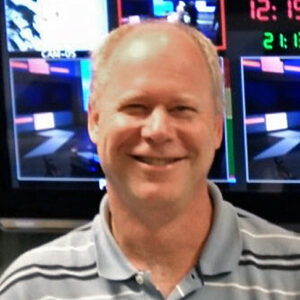 Don Roberts, VP of Sports Engineering and Production Systems, Sinclair Broadcast Group