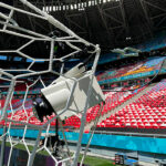 Spezialkameras bei der Fußball-EM