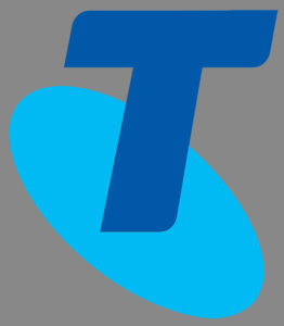 Telstra, Logo