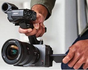 Sony, Kamera, FX3