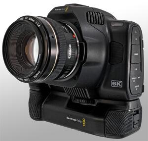 Blackmagic, 6K-Kamera, BPCC6KPro, © Nonkonform