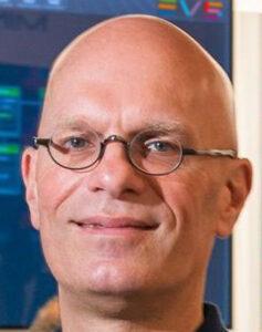 Peter Schut, SVP Media Infrastructure, EVS