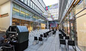 Filmfest München 2021, Fünf Höfe