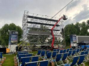Filmfest München 2021, Olympiapark