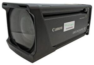 Canon-UHD-Zoom, Objektiv