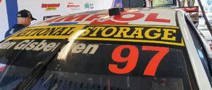Supercars, Onboard-Kamera