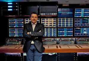 John Newton, Gründer und CEO, Gravity Media