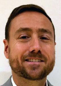 Dan Brooks, Marketingleiter, MRMC