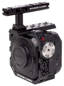 Panasonic, Kamera, BGH1, Cage, Griff
