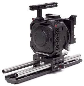 Panasonic, Kamera, BGH1, Wooden Camera Zubehör