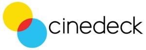 Cinedeck, Logo