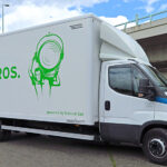 Maier Bros: Film-Equipment grüner transportieren