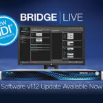 Aja Bridge Live v1.12 mit NDI- und HLS-Kompatibilität
