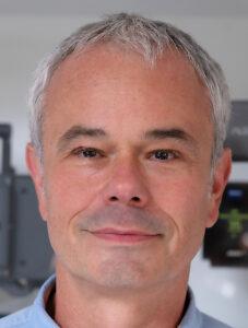 Harald Brendel, Head of Center of Competence Image Sciene, Arri