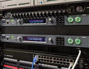 Broadcast Management Group, Las Vegas, Odin-Racks