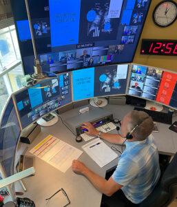 Broadcast Management Group, CEO, Todd Mason, Washington