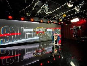 Cash Converters Supercars Eseries, Gravity, Studio