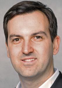 Ivo Ivanovski, General Manager, Business Unit Lighting, Arri