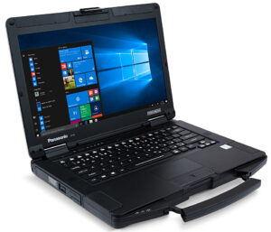 Panasonic, Notebook, Toughbook 55