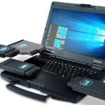 Robustes Notebook: Panasonic Toughbook 55