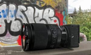 Kamera, Sigma, fp L, © Sas Kaykha