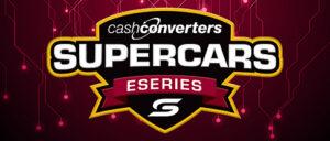 Cash Converters Supercars Eseries, Logo