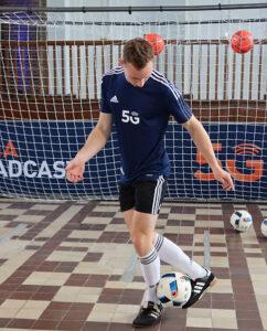 Media Broadcast, Sendefunkstelle Nauen, Use-Case Fußball, © Nonkonform