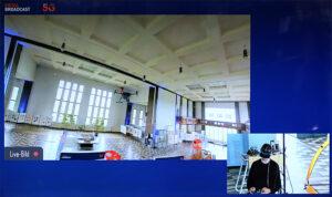 Media Broadcast, Sendefunkstelle Nauen, Drohne, © Nonkonform