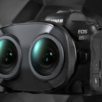 Canon stellt Dual-Fisheye für 180-Grad-VR vor