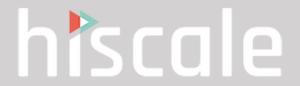 Hiscale, Logo